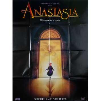 ANASTASIA Original Movie Poster Adv. - 47x63 in. - 1997 - Don Bluth, Meg Ryan