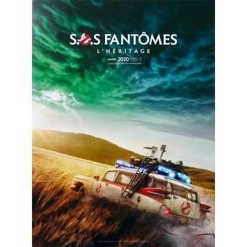 SOS FANTOMES - L'HERITAGE Affiche de film - 40x60 cm. - 2020 - Bill Murray, Dan Aycroyd, Jason Reitman