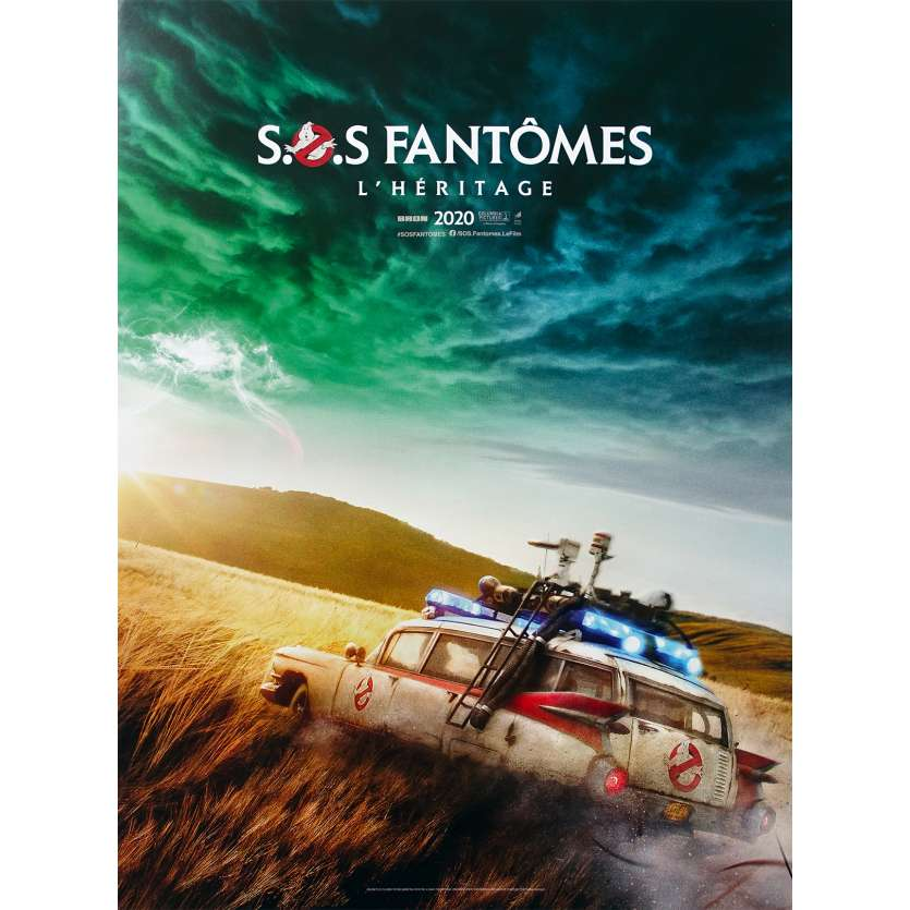 GHOSTBUSTERS AFTERLIFE Original Movie Poster - 15x21 in. - 2020 - Jason Reitman, Bill Murray, Dan Aycroyd