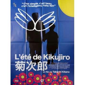 KIKUJIRO NO NATSU Original Movie Poster - 47x63 in. - 1999 - Takeshi Kitano, Yusuke Sekiguchi