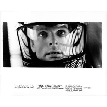 2001 A SPACE ODYSSEY Original Movie Still 281 - 8x10 in. - R1974 / 1968 - Stanley Kubrick, Keir Dullea
