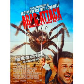 EIGHT LEGGED FREAKS Movie Poster 47x63 '01 Scarlett Johansson