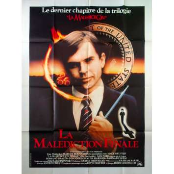 THE FINAL CONFLICT French Movie Poster 47x63 - 1981 - Graham Baker, Sam Neil