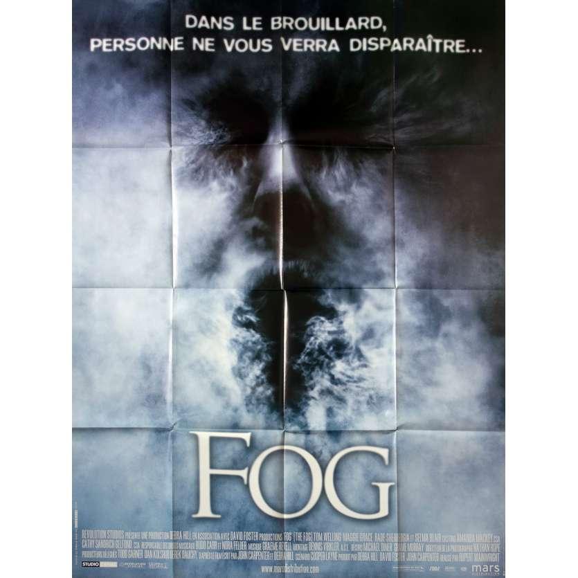 FOG Movie Poster 47x63 '05 Debra Hill, John Carpenter