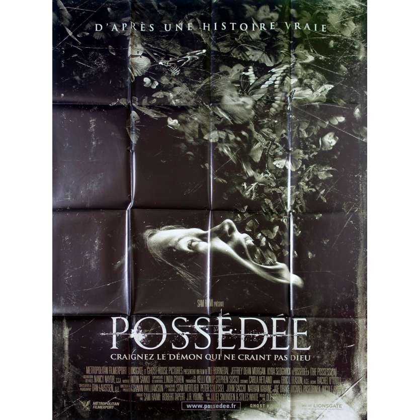 THE POSSESSION Movie Poster - 47x63 - 2012 - Sam Raimi