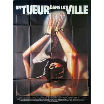 UN TUEUR DANS LA VILLE Affiche de film 120x160 - 1982 - Perry King, Killing Hour