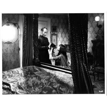 LA FEMME REPTILE Photo de presse 268 - 20x25 cm. - 1966 - Noel Willman, John Gilling