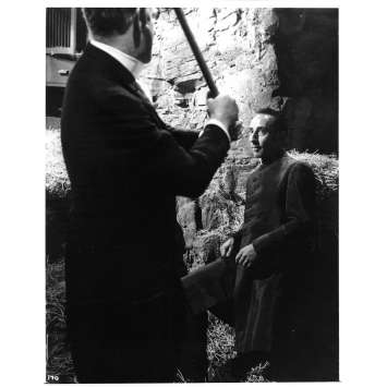 THE REPTILE Original Movie Still 170 - 8x10 in. - 1966 - John Gilling, Noel Willman