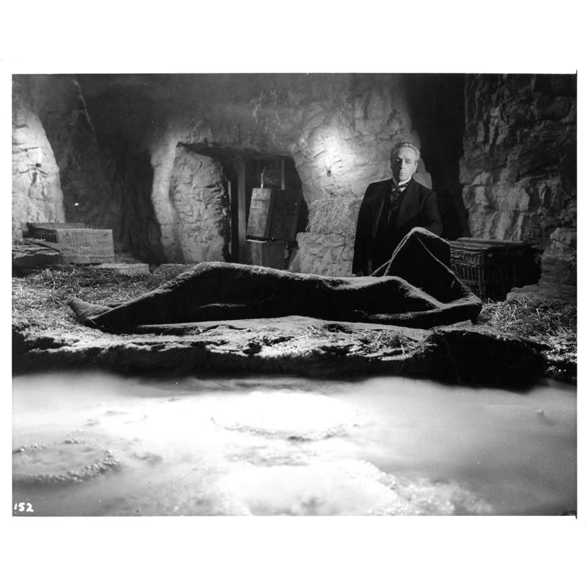 THE REPTILE Original Movie Still 152 - 8x10 in. - 1966 - John Gilling, Noel Willman