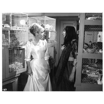 LA FEMME REPTILE Photo de presse 137 - 20x25 cm. - 1966 - Noel Willman, John Gilling