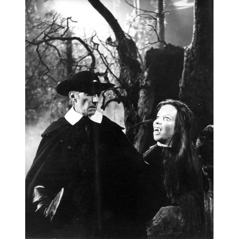 TWINS OF EVIL Original Movie Still - 5x7 in. - 1971 - John Hough, Peter Cushing