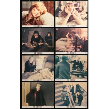L'EXORCISTE Photos de film - 20x25 cm. - 1974 - Max Von Sidow, William Friedkin