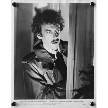 L'INVASION DES PROFANATEURS Photo de presse N11 - 20x25 cm. - 1978 - Donald Sutherland, Philip Kaufman