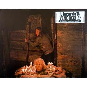 VENDREDI 13 - LE TUEUR DU VENDREDI Photo de film - 21x30 cm. - 1981 - Betsy Palmer, Steve Miner