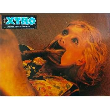 XTRO Photo de film - 21x30 cm. - 1982 - Philip Sayer, Harry Bromley Davenport