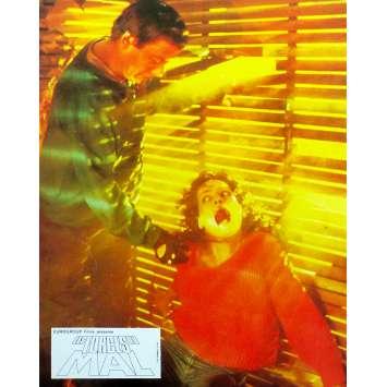 RETRIBUTION Original Lobby Card - 9x12 in. - 1987 - Guy Magar, Dennis Lipscomb