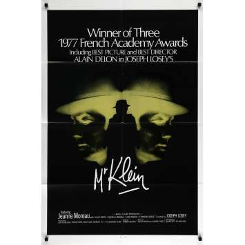 MR. KLEIN Affiche de film 69x104 - 1977 - Alain Delon, Joseph Losey