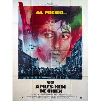 DOG DAY AFTERNOON Movie Poster 47x63 - 1978 - Al Pacino, Sidney Lumet