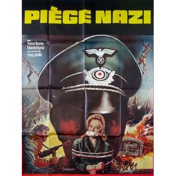 TRAPPOLA PER SIETE SPIESI French Movie Poster - 1972 - Mario Amendola, nazisploitation