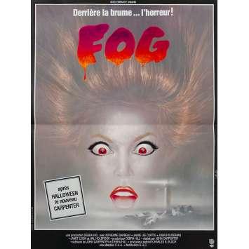 FOG Original Movie Poster - 15x21 in. - 1979 - John Carpenter, Jamie Lee Curtis