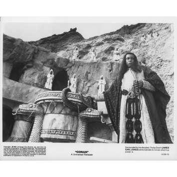 CONAN LE BARBARE Photo de presse 5236-10 - 20x25 cm. - 1982 - Arnold Schwarzenegger, John Milius