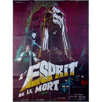 L'ESPRIT DE LA MORT Affiche de film - 120x160 cm. - 1972 - Robert Powell, Peter Newbrook