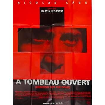 BRINGING OUT THE DEAD Original Movie Poster - 47x63 in. - 1999 - Martin Scorsese, Nicolas Cage, Patricia Arquette