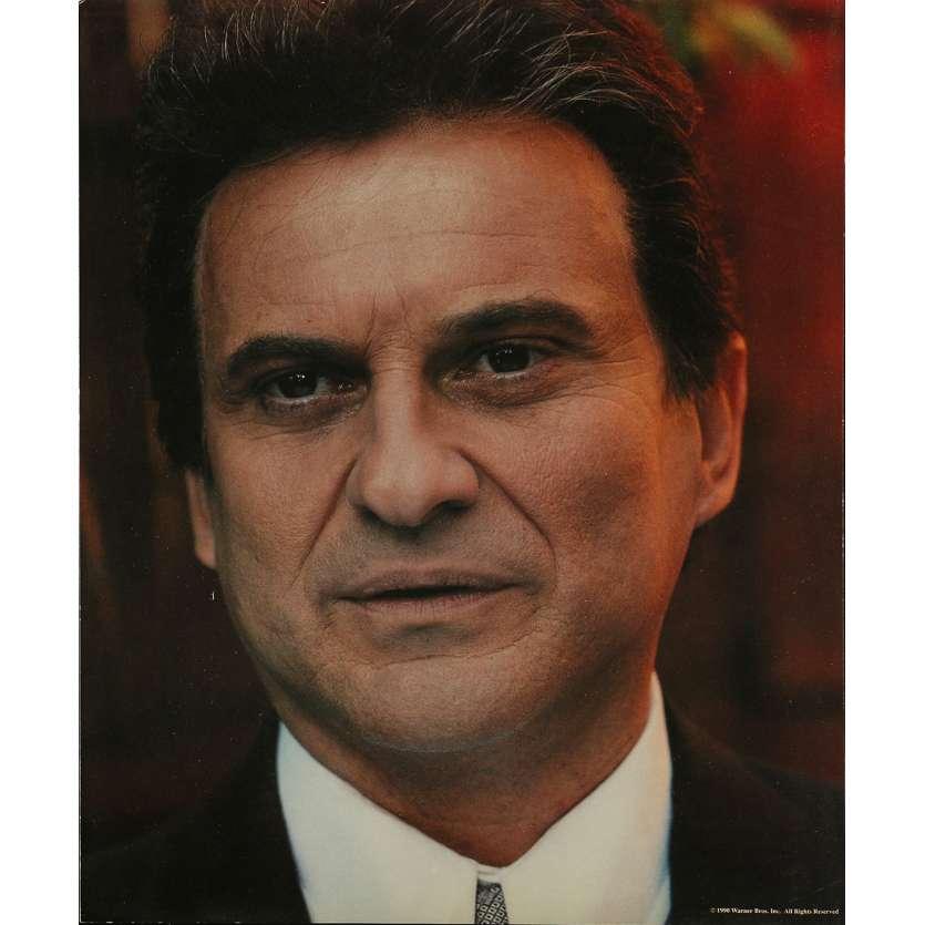 GOODFELLAS Original Jumbo Lobby Card N08 - 13,6x16,5 in. - 1990 - Martin Scorsese, Robert de Niro
