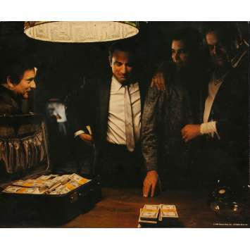 GOODFELLAS Original Jumbo Lobby Card N04 - 13,6x16,5 in. - 1990 - Martin Scorsese, Robert de Niro
