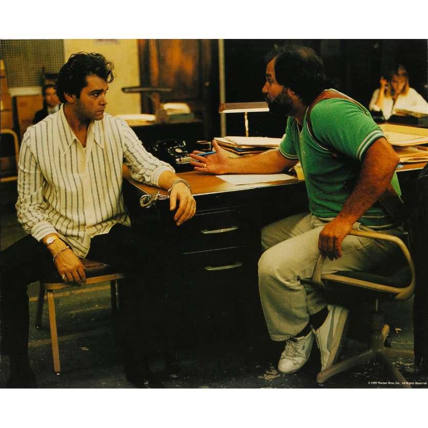 GOODFELLAS Original Jumbo Lobby Card N02 - 13,6x16,5 in. - 1990 - Martin Scorsese, Robert de Niro