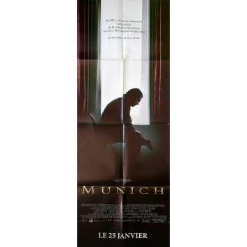 MUNICH French Movie Poster 23x63 '06 Steven Spielberg, Eric Bana