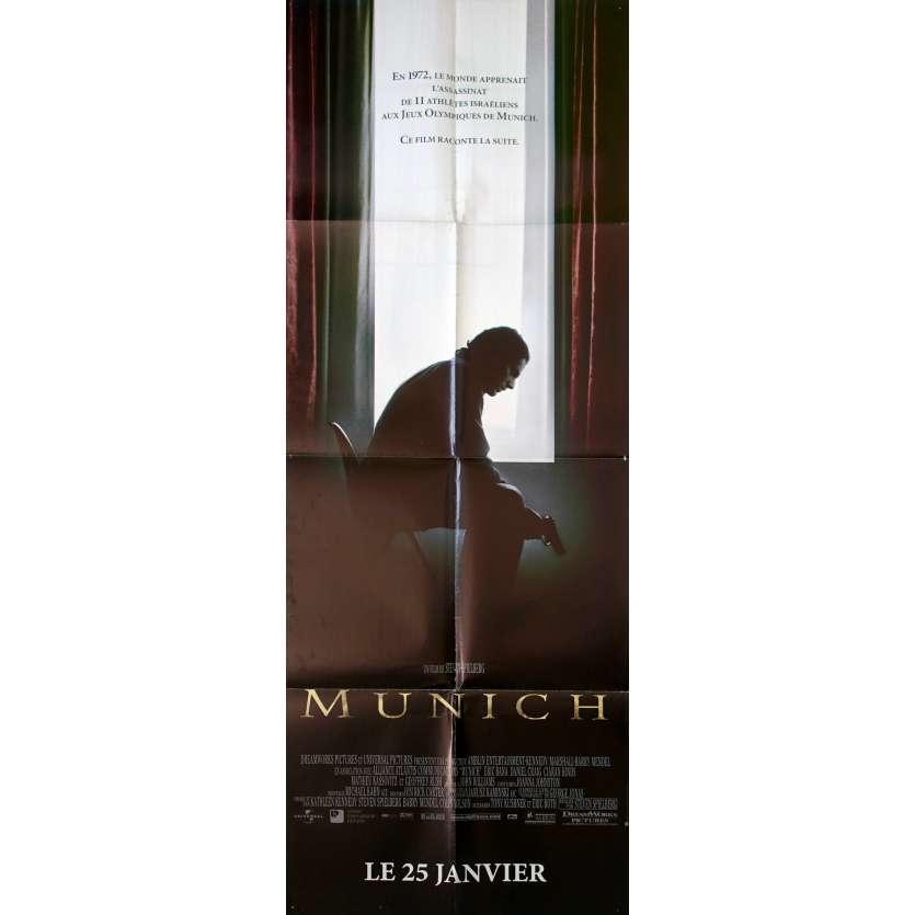 MUNICH Affiche de film 60x160 - 2006 - Steven Spielberg, Eric Bana