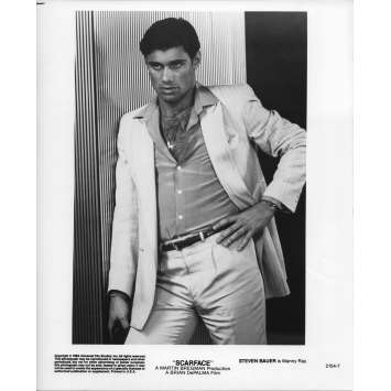 SCARFACE Original Movie Still 2154-7 - 8x10 in. - 1983 - Brian de Palma, Al Pacino