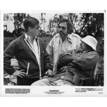 SCARFACE Original Movie Still 2154-33 - 8x10 in. - 1983 - Brian de Palma, Al Pacino