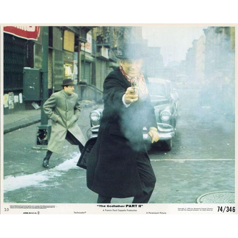 LE PARRAIN 2 Photo de film Originale US N2 - 1974 - Coppola, Pacino