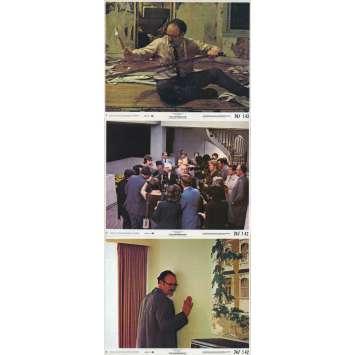 LA CONVERSATION Photos de film US x3 - 1974 - Coppola, Hackman