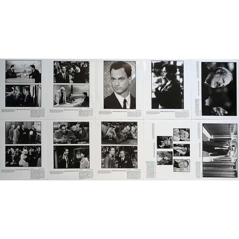 SNAKE EYES Photos de Presse US - 1998 - Brian de Palma, Nicolas Cage