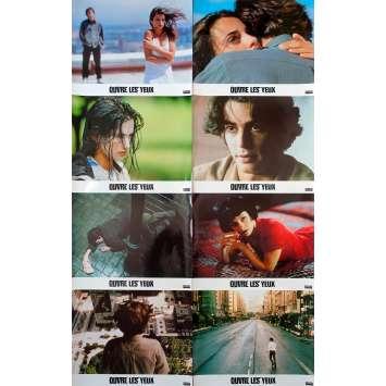 OUVRE LES YEUX Photos de films x8 - 1998 - Alejandro Amenabar, Penelope Cruz