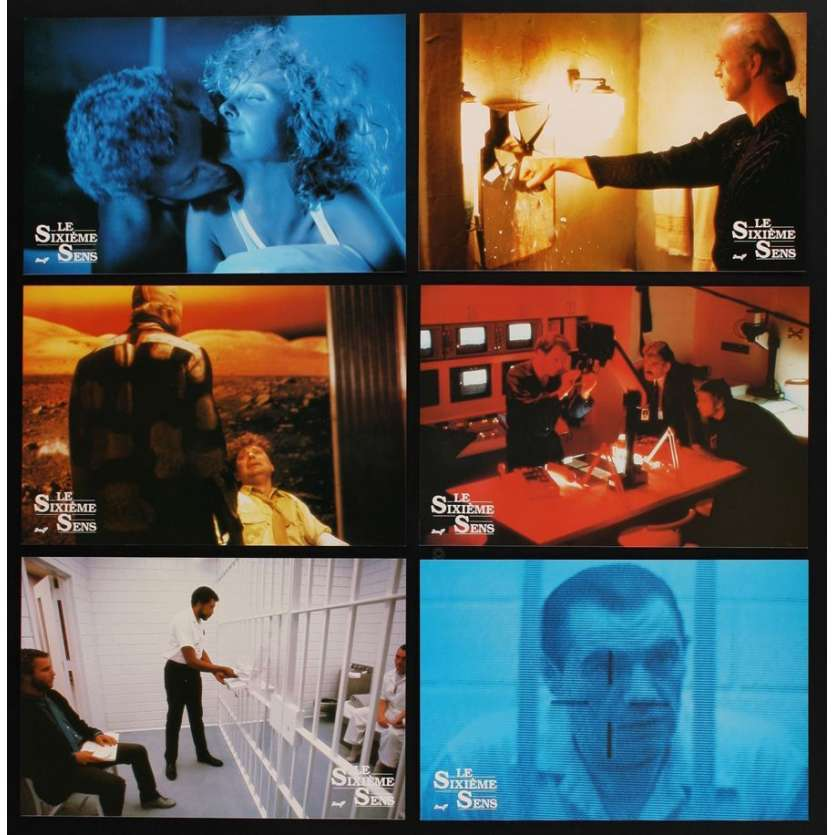 MANHUNTER 10 French LCs '86 Hannibal Lector, Red Dragon, William Petersen, Kim Greist!