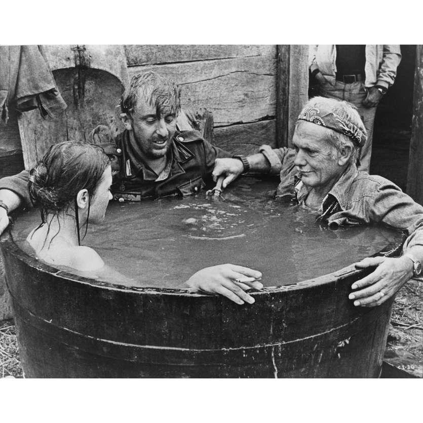 CROIX DE FER Photo de presse CI-26 - 20x25 cm. - 1977 - James Coburn, Sam Peckinpah