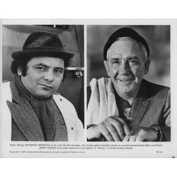 ROCKY Photo de presse RY-18 - 20x25 cm. - 1976 - Sylvester Stallone, John G. Avildsen