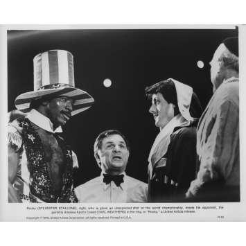 ROCKY Original Movie Still RY-10 - 8x10 in. - 1976 - John G. Avildsen, Sylvester Stallone