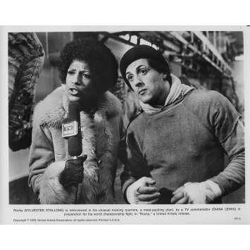 ROCKY Photo de presse RY-5 - 20x25 cm. - 1976 - Sylvester Stallone, John G. Avildsen
