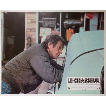 LE CHASSEUR Photo de film N1 - 21x30 cm. - 1980 - Steve McQueen, Buzz Kulik