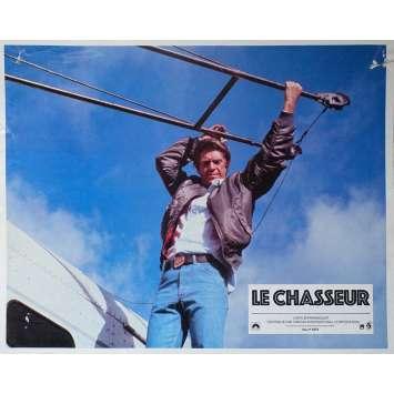 LE CHASSEUR Photo de film N2 - 21x30 cm. - 1980 - Steve McQueen, Buzz Kulik