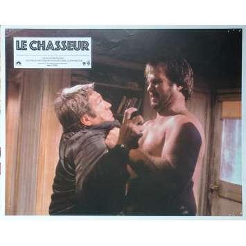 LE CHASSEUR Photo de film N5 - 21x30 cm. - 1980 - Steve McQueen, Buzz Kulik