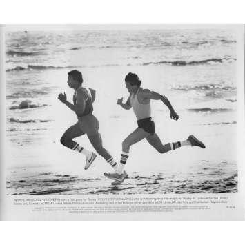 ROCKY III 3 Photo de presse RIII-9 - 20x25 cm. - 1982 - Mr. T, Sylvester Stallone