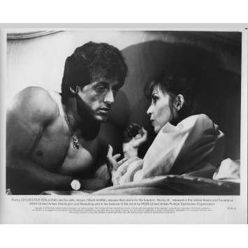 ROCKY III Original Movie Still RIII-5 - 8x10 in. - 1982 - Sylvester Stallone, Mr. T