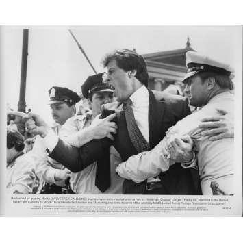 ROCKY III 3 Photo de presse RIII-4 - 20x25 cm. - 1982 - Mr. T, Sylvester Stallone