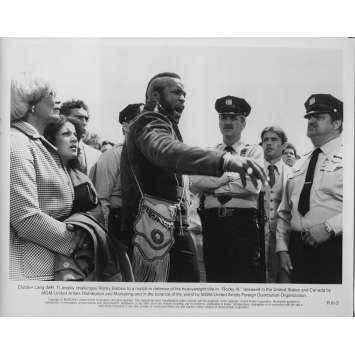 ROCKY III 3 Photo de presse RIII-3 - 20x25 cm. - 1982 - Mr. T, Sylvester Stallone